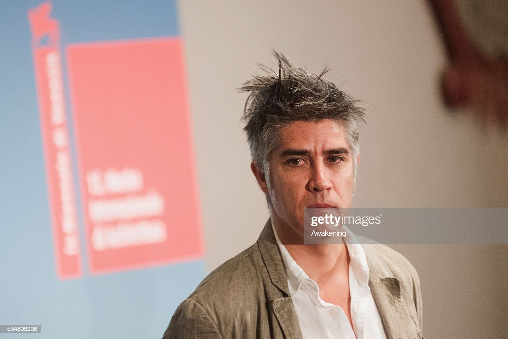 The curator Alejandro Aravena attends at the official opening ceremony of the 15th Biennale of Architecture on May 28, 2016 in Venice, Italy. The 15th International Architecture Exhibition of La Biennale di Venezia will be open to the public from May 28 to November 27 in Venice, Italy.