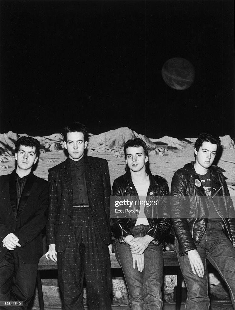 Perry bamonte stock photos and pictures getty images - S Photo Of The Cure And Robert Smith And Lol Tolhurst And Simon Gallup And Matthieu