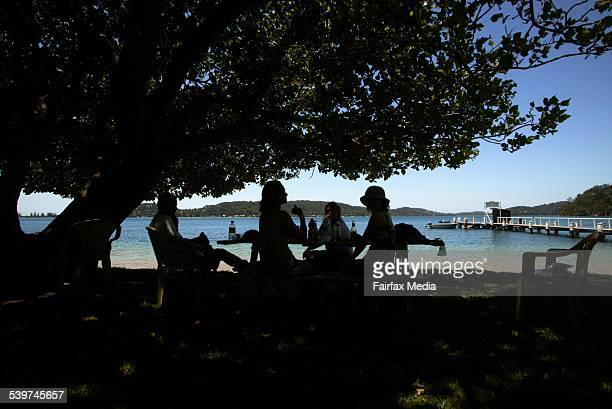 The Currawong property on the western foreshore of Sydney's Pittwater a getaway owned by Unions NSW is being put up for sale 7 December 2005 AFR...