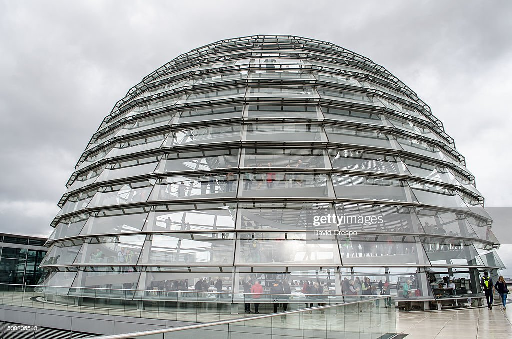 CONTENT] The current Reichstag dome is a glass dome constructed on top of the rebuilt Reichstag building in Berlin It was designed by architect...