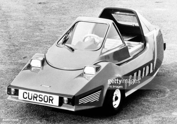 The Curser a baby 3wheeled car driven by a 49cc engine and is able to reach speeds of more than 30mph is the brainchild of Alan Hatswell whose...