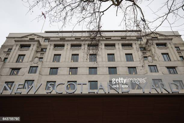 The Curtis Green Building the new home of the Metropolitan Police is seen on February 22 2017 in London England Cressida Dick is to succeed Sir...