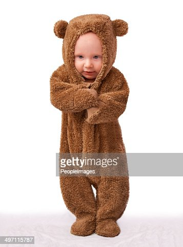 The cutest teddy you'll ever see
