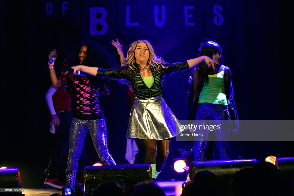 The Dahlz perform at the American Icon Music Tour at House Of Blues on May 28, 2013 in Anaheim, California.