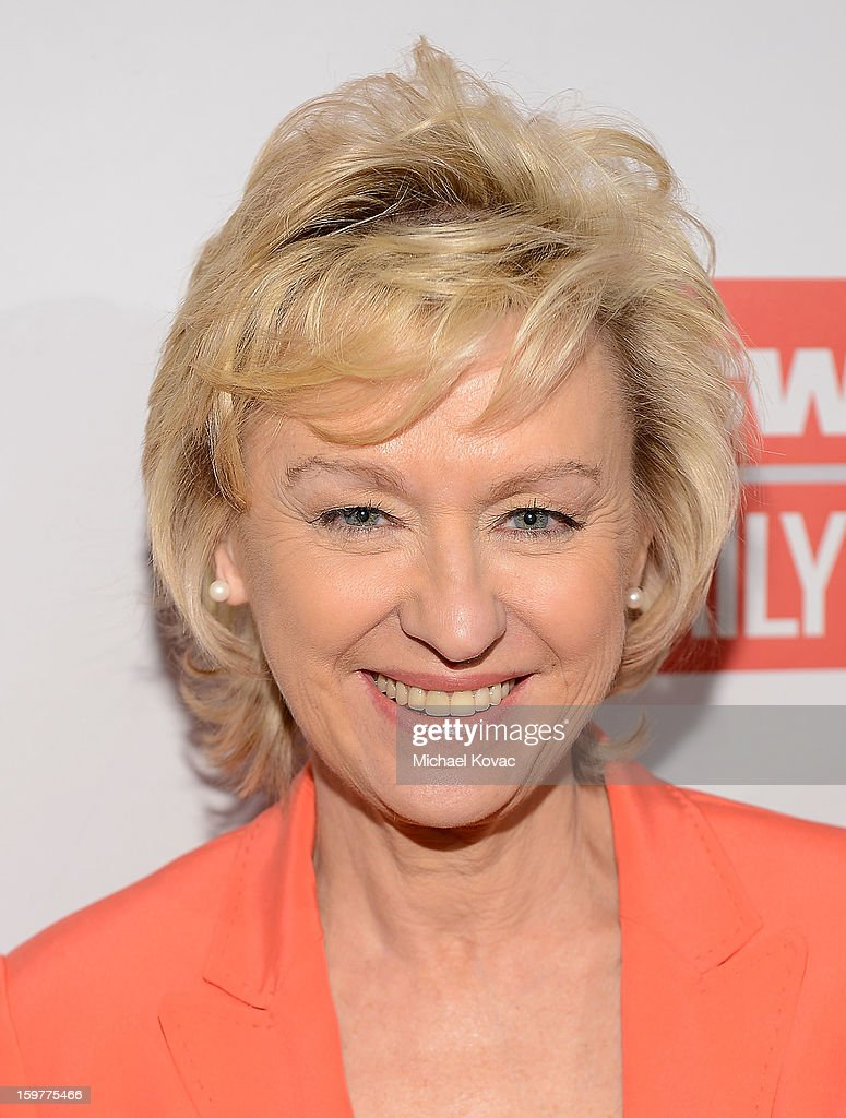The Daily Beast and Newsweek editor-in-chief Tina Brown attends The Daily Beast Bi-Partisan Inauguration Brunch at Cafe Milano on January 20, 2013 in Washington, DC.