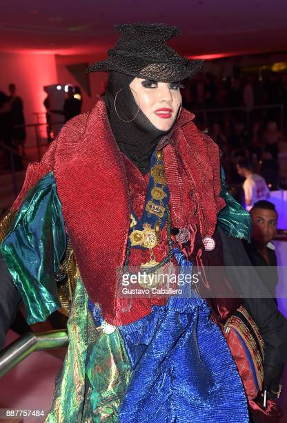 The Daily Front Row and Tinder After Dark celebrate at Faena Forum with Daniel Lismore on December 6 2017 in Miami Beach Florida