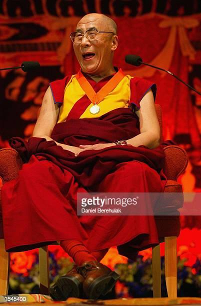 The Dalai Lama Visits Australia
