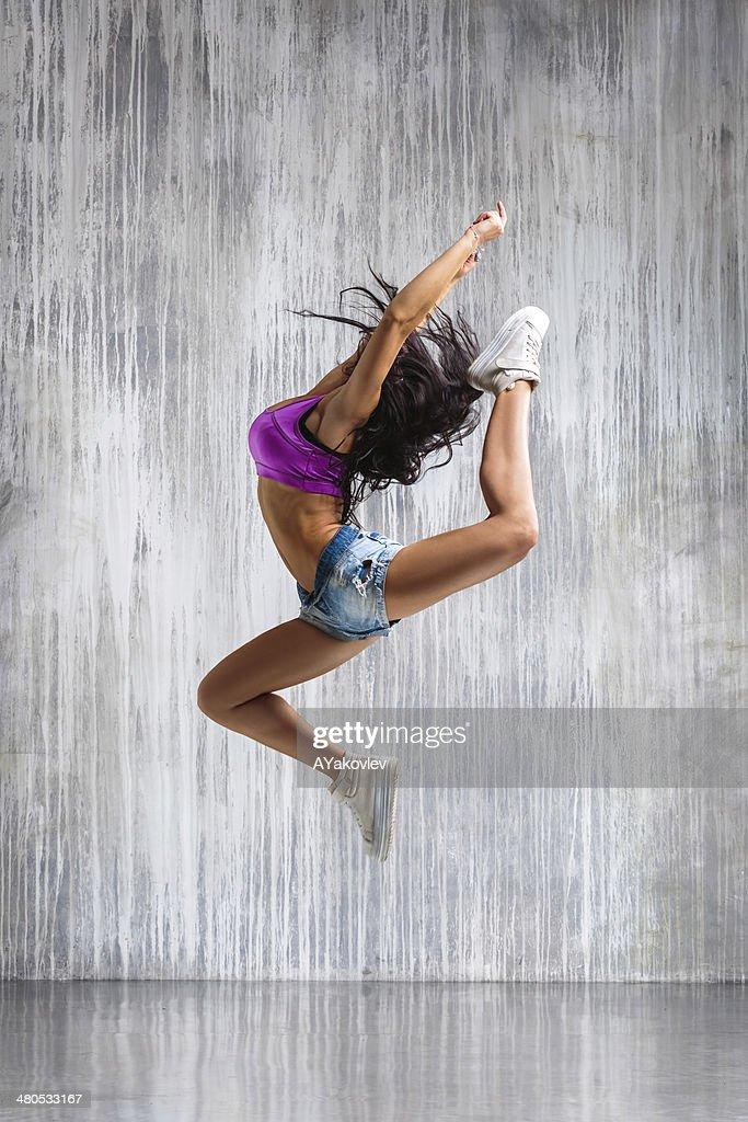 Die Tänzer : Stock-Foto
