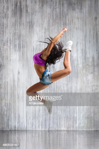 the dancer : Stock Photo