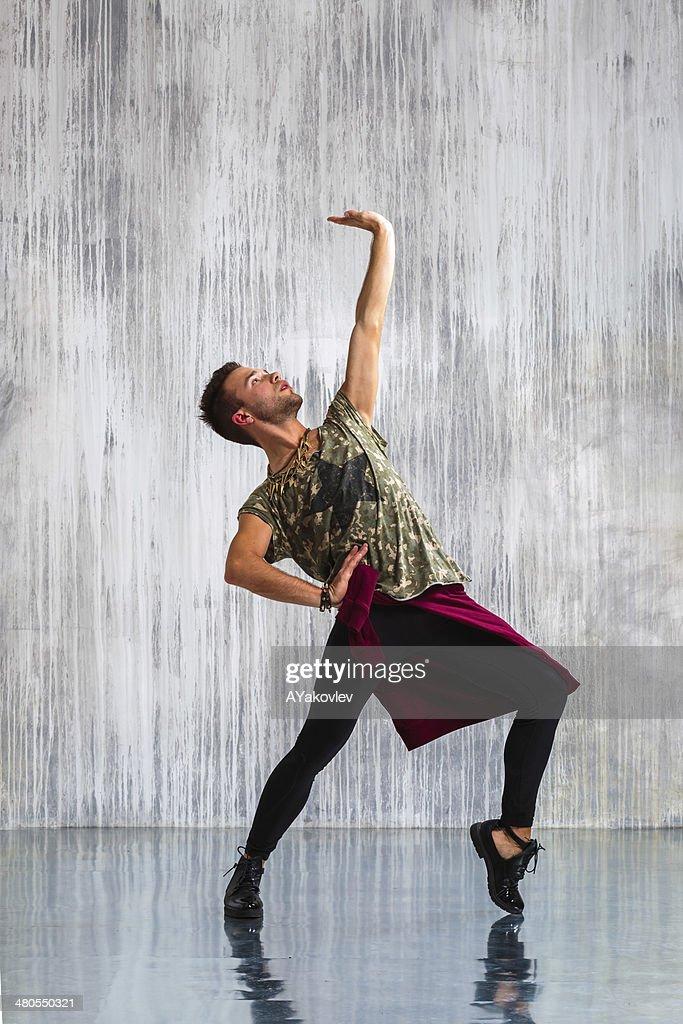 the dancer : Stock Photo