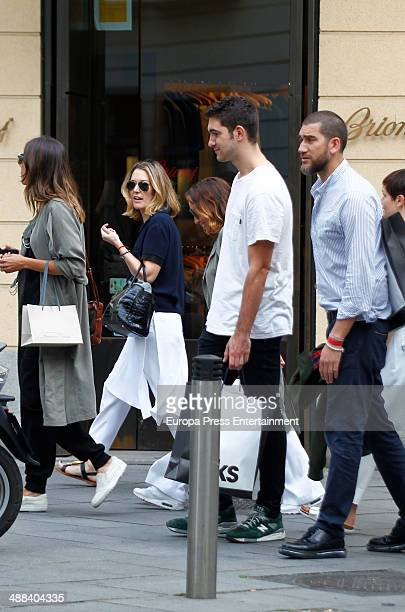 The daughter of Inditex chief Amancio Ortega and heiress to the Zara empire Marta Ortega is seen on May 5 2014 in Madrid Spain