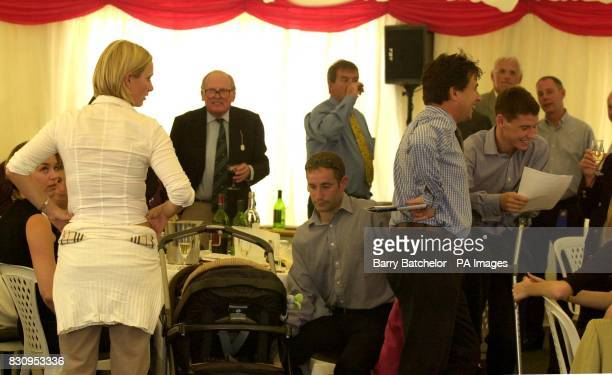 The daughter of The Princess Royal Zara Phillips at Hereford Racecourse with her former boyfriend Richard Johnson * Hereford's entire meeting has...