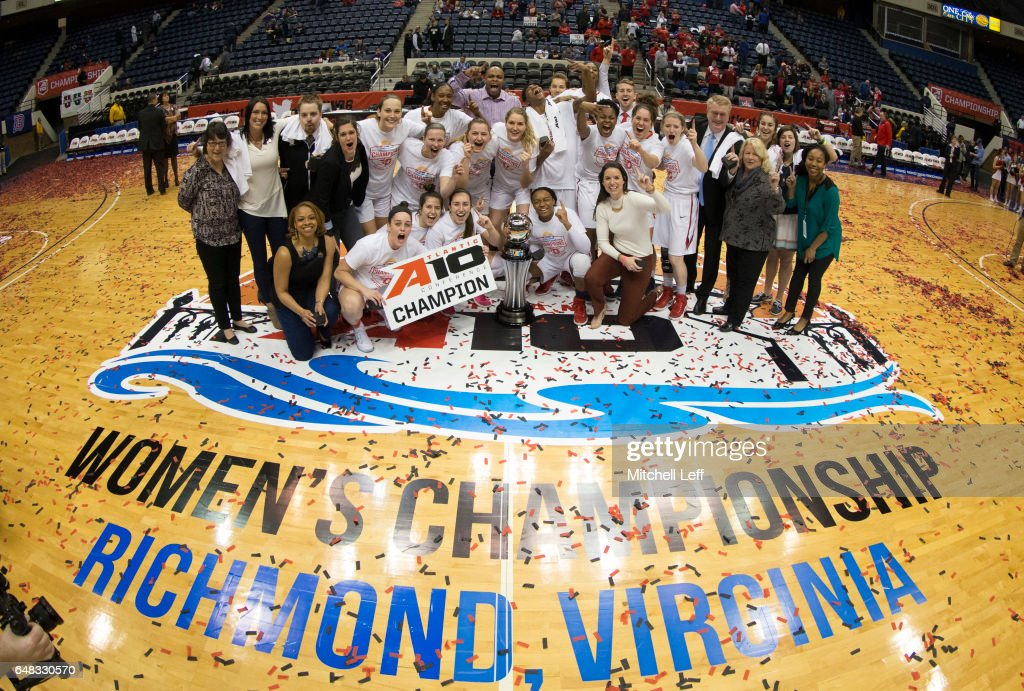 Atlantic 10 Women's Basketball Tournament - Championship