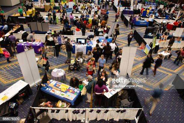 The DC Education Festival was held January 11 2014 at the Washington Convention Center and was packed with information and people Public schools set...