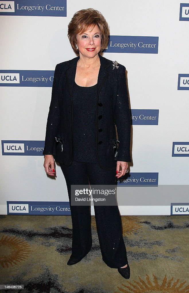 The Deane F. Johnson Alzheimer's Research Foundation board chair Kate Edelman Johnson attends the UCLA Longevity Center's 2012 ICON Awards at the Beverly Hills Hotel on June 6, 2012 in Beverly Hills, California.