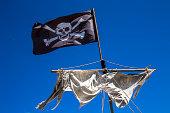 The death flag pirate flag