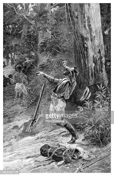 The Death Of Kennedy Queensland Australia Britishborn explorer Edmund Kennedy was killed by an aboriginal's spear during his attempt to travel from...