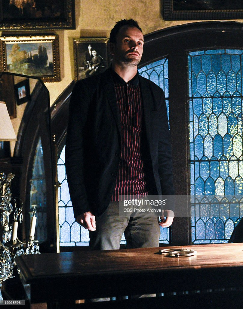 "'The Deductionist'  -"" Sherlock (Jonny Lee Miller) pursues Martin Ennis, an unpredictable criminal, before he strikes again, on ELEMENTARY, on a special night, immediately following the Super Bowl on Sunday, Feb. 3 on the CBS Television Network.k."