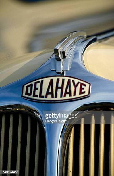 The Delahaye emblem