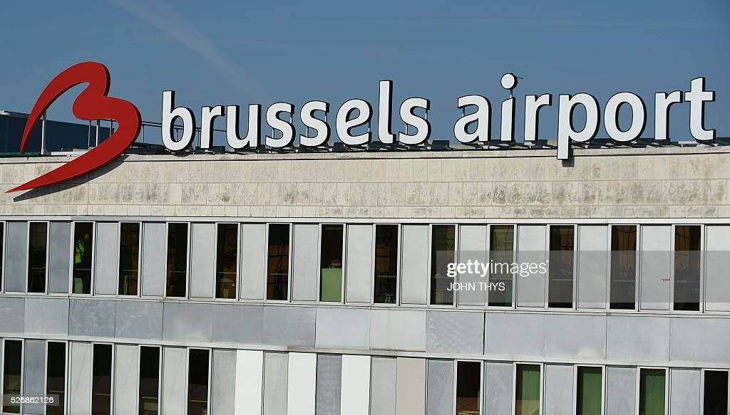 The departure hall is pictured on May 1, 2016 during the partial reopening of the departure hall of Brussels Airport in Zaventem, after it was badly damaged in twin suicide attacks on March 22, that killed 16 people. A total of 32 people were killed and more than 300 wounded in coordinated suicide bombings at the airport and a metro station in central Brussels on March 22 in Belgium's worst ever terror attacks. / AFP / JOHN