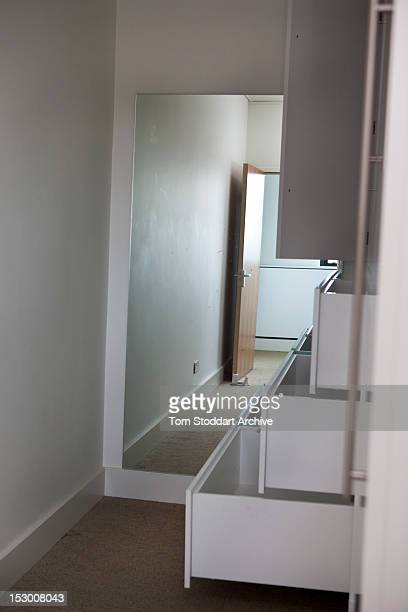 The deserted interior of Rebekah Brooks dressing room by her office inside the former News International base in Wapping East London Brooks was Chief...