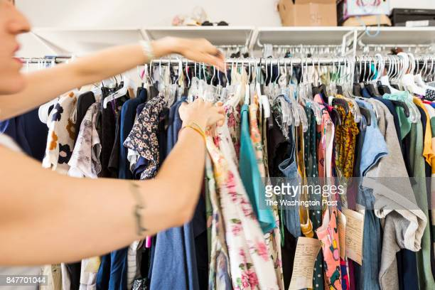 The design department of the Los Angeles office of ModCloth is pictured here on Friday afternoon ModCloth which is mostly an online retailer offers...