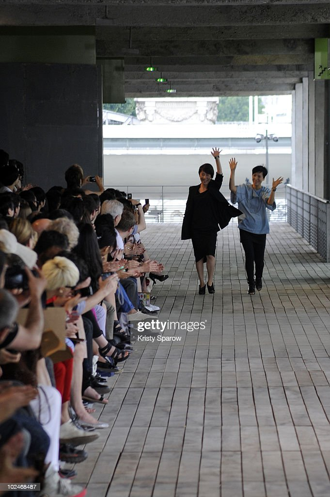 Wooyoungmi: Paris Fashion Week Menswear S/S 2011