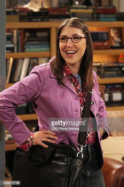 'The Desperation Emanation' Coverage of the CBS series THE BIG BANG THEORY scheduled to air on the CBS Television Network Pictured is Mayim Bialik as...