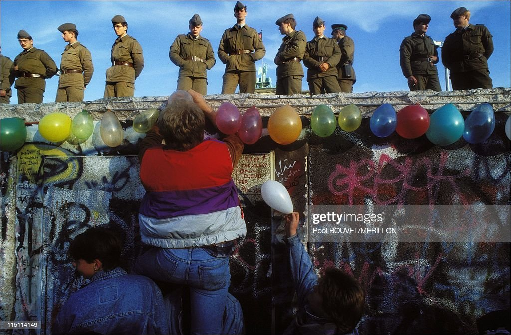 Destruction Of The Berlin Wall The destruction of the...