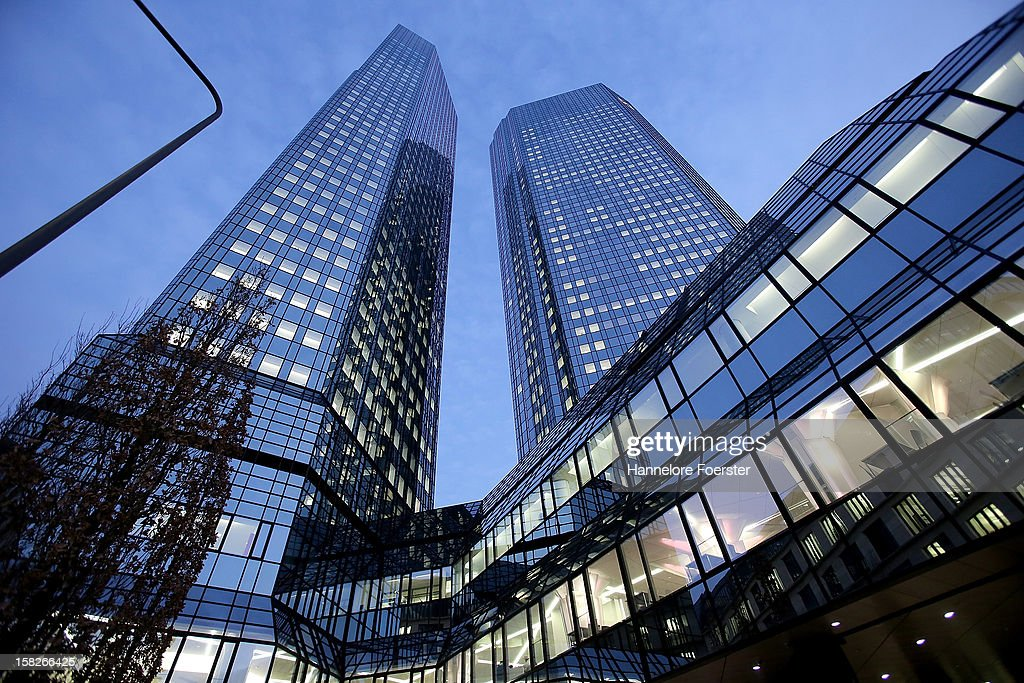 Image result for photos of headquarters of Deutsche Bank