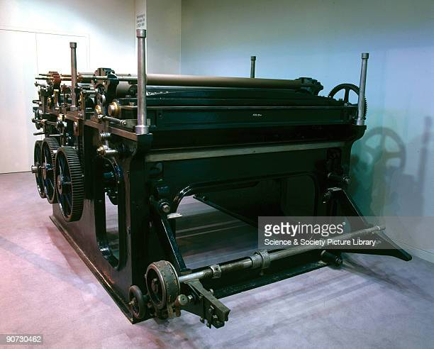 The development from the late 1860s of rotary printing machines with integral folding machines enabled newspapers to be produced more quickly and...