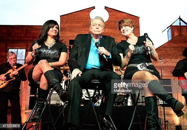 The Devil Makes Three performs onstage during day two of 2015 Stagecoach California's Country Music Festival at The Empire Polo Club on April 25 2015...