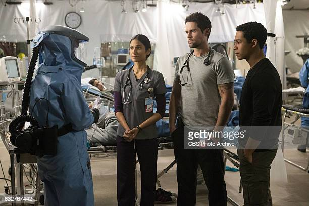 'The Devil's Workshop' The ER is quarantined when a viral outbreak jeopardizes the lives of the doctors and patients at Angels Memorial Also Ariel...