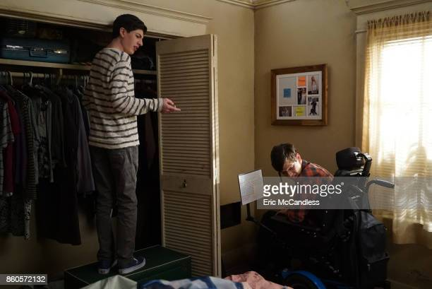 SPEECHLESS 'NINIGHTMARE ON DIDIMEO STREET' The DiMeo kids mistakenly eat old Halloween candy that causes feverish dreams of horror and wish...