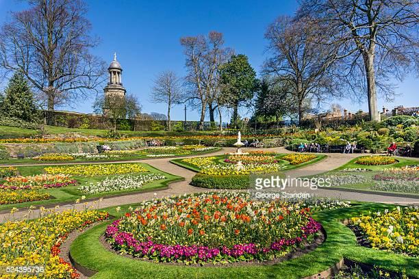 The Dingle Gardens, Shrewsbury
