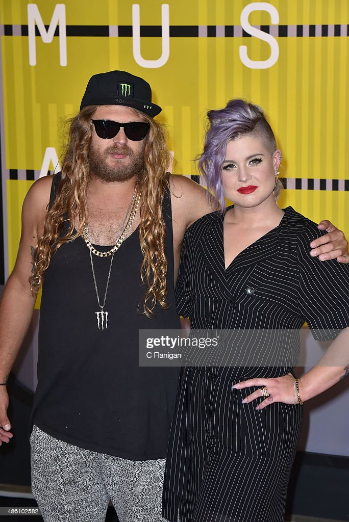 The Dingo and Kelly Osbourne attend the 2015 MTV Video Music Awards at Microsoft Theater on August 30 2015 in Los Angeles California