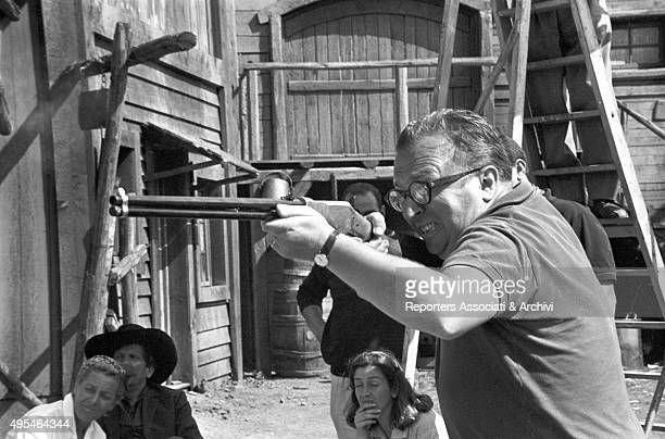 Sergio Leone Stock Photos and Pictures | Getty Images