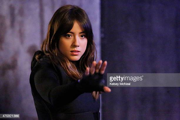 S AGENTS OF SHIELD 'The Dirty Half Dozen' Gonzales and Coulson must find a way to put their differences aside and work together against Hydra even if...