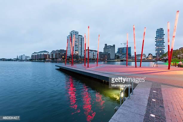 The Docks Area, Grand Canal Quay
