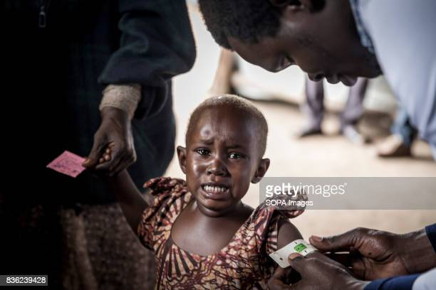 The doctors are looking for malnutrition of the child and try to provide treatment for them The number of South Sudanese refugees who crossed its...