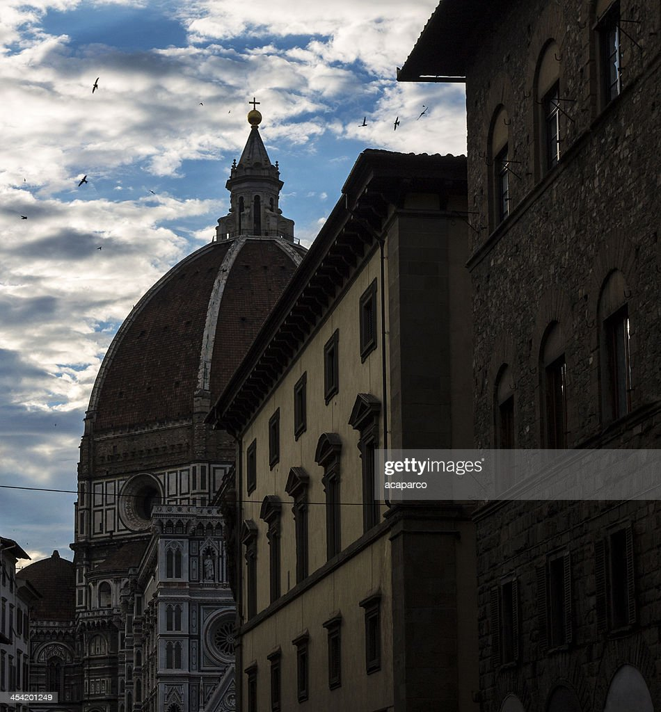 The Dome at dawn : Stock Photo