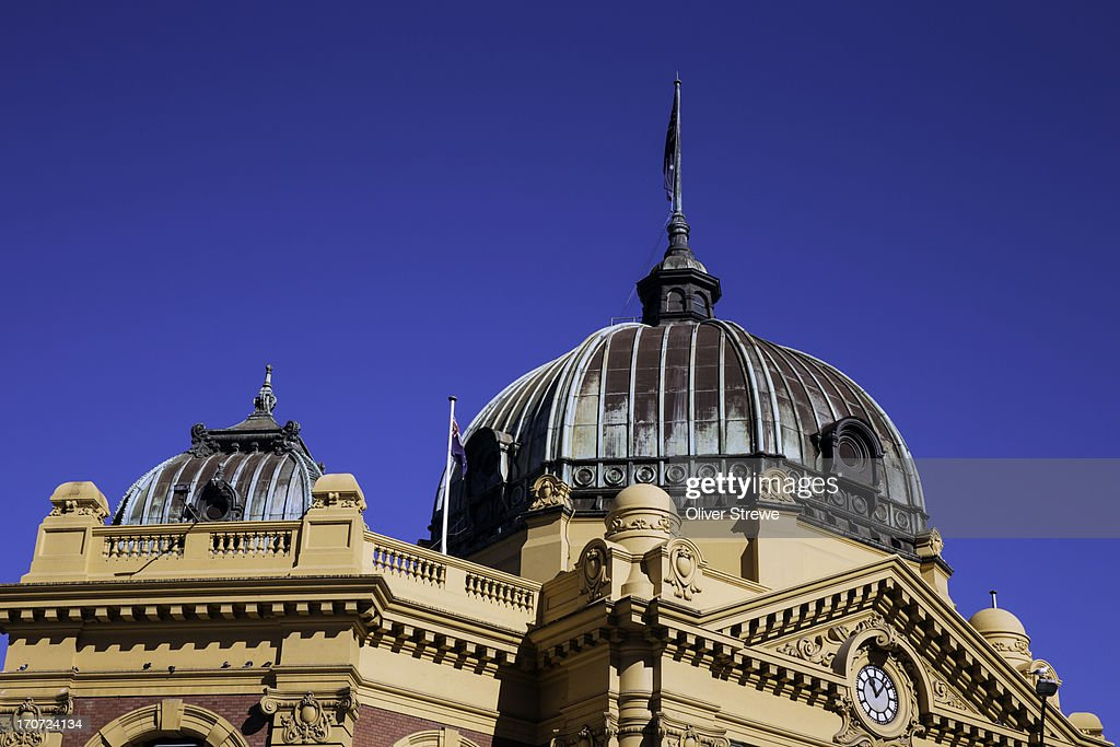 The Dome Flinders Street Railway Station