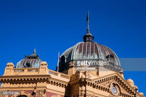 The Dome Flinders Street Railway Station