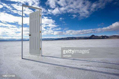 La porte de nulle part