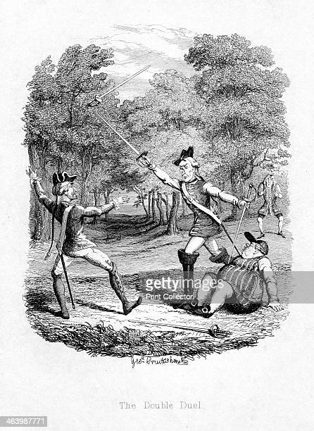 'The Double Duel' 1844