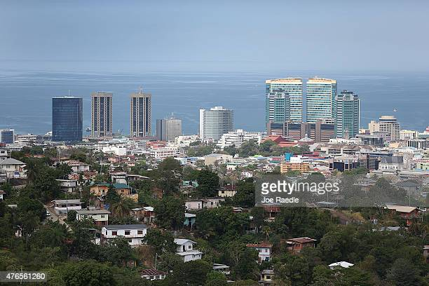 The downtown area of Port of Spain is seen as the country is consumed with reports that former Fifa vicepresident Jack Warner was corrupted as he...
