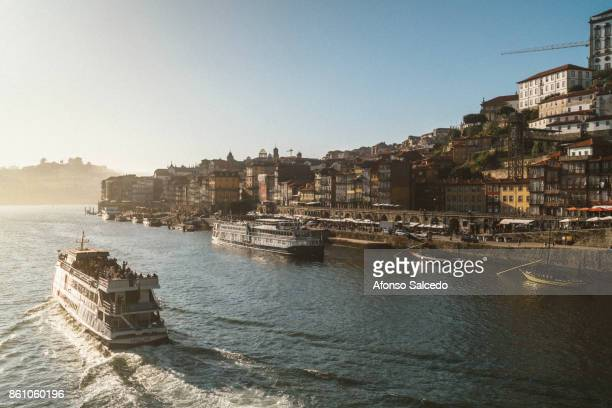 The downtown area of Porto is a World Heritage Site by Unesco