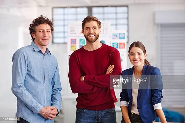 The dream design team