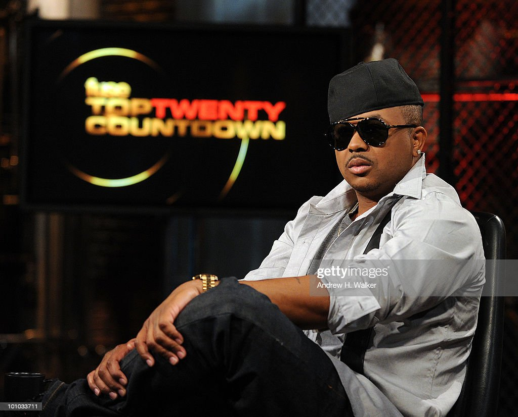 The Dream drops by ''Fuse Top 20 Countdown'' at fuse Studios on May 27, 2010 in New York City.