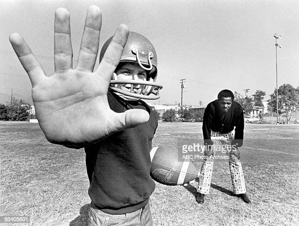 BUNCH 'The Drummer Boy' Season Two 1/22/71 Los Angeles Rams player Deacon Jones helped Peter who was being razzed by his football team